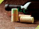 wine and cork